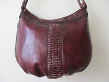 New Listing$229 Patricia Nash Riano Purple Leather Hobo Purse - Nwt
