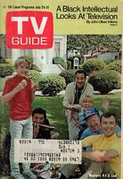 1970 TV Guide July 25 - Mayberry RFD; Negroes on TV; juliet Mills; Ray Stevens