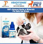 Best DOG CAT Eye Drops Cataracts, Glaucoma, Non-Carnosine (NAC) Dry Eye Cataract