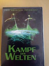 Kampf der Welten DVD Das Original ! Science - Fiction Klassiker