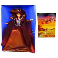 1995 Autumn Glory Barbie Doll Enchanted Seasons Collection Limited Edition