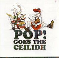 POP GOES THE CEILIDH [CD]