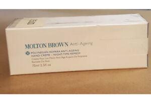 Molton Brown Anti-Ageing Hand Cream Night Time Remedy 75ml