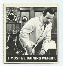 """1966 Topps GET SMART #28 - """"I Must be Gaining Weight"""" - NM/MT!!!"""