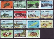 Anguilla 1969 SC 53-67 MH Set Independence