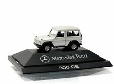 Herpa CAMIÓN MB 300 GE Mercedes Edición 1/87 H0 en el caso de exhibición