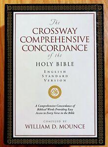 THE CROSSWAY COMPREHENSIVE CONCORDANCE ESV