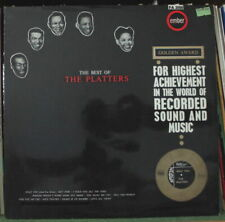 THE PLATTERS THE BEST OF UK PRESS LP EMBER RECORDS 1965