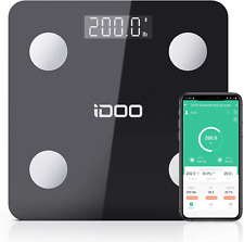 Smart BMI Scale Measure more than just weight Scale up your smarthome Bluetooth