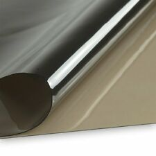 PVC Klarsichtfolie Fensterfolie Plane für Zeltbau 0,5mm braun Breite 132cm bei..