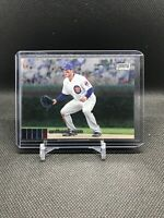 Anthony Rizzo 2020 Topps Stadium Club #14 Chrome Refractor Chicago Cubs