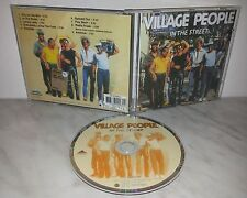 CD VILLAGE PEOPLE - IN THE STREET - NUOVO  NEW