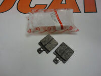 DUCATI BREMBO REAR BRAKE PADS MONSTER S4 900 800 620 1000 400 61340311A