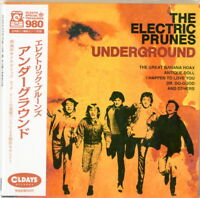 ELECTRIC PRUNES-UNDERGROUND-JAPAN MINI LP CD BONUS TRACK B57