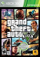 Grand Theft Auto V GTA 5 - 2013 - Mature - Microsoft Xbox 360