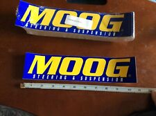 NASCAR Contingency Decals MOOG Steering & Suspension - Decal/Stickers $1. Each