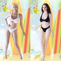 "1/6 Scale Female Bikini Underwear Swimsuit for 12"" Phicen Action Figure Body Toy"