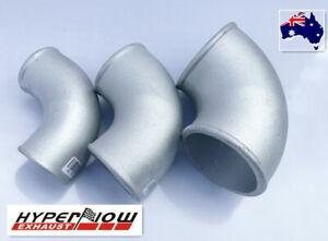 """Cast Aluminum Elbow 2""""&2.5""""&3"""" Pipe 90 Degree Intercooler Turbo Tight Bend AU"""