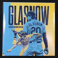 NIB Tyler Glasnow Tampa Bay Rays MLB Stadium Giveaway SGA Audio BDA Bobblehead