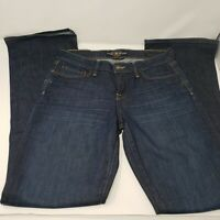 Lucky Brand Womens Sofia Boot Cut Dark Wash Blue Jeans Tag Size 8 / 29