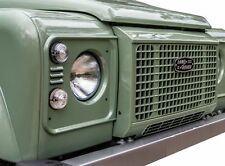 """Non Verniciata """"Heritage Edition"""" Stile Griglia Anteriore per Land Rover Defender 90 110"""