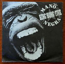 "Mano Negra – King Kong Five 7"" – 113 030 French Pressing – Ex"