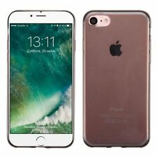 Étuis, housses et coques noir transparent iPhone 7 pour téléphone mobile et assistant personnel (PDA) Apple