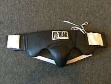 Tuf-Wear Groin and Kidney Protector Black Size Medium