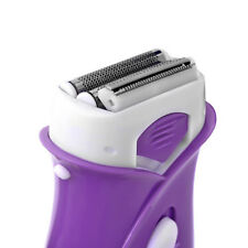 Ladies Womens Body Leg Hair Removal Trimmer Bikini Line Razor Wet Dry Use #2