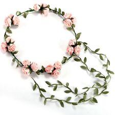 3 Fleur/ banquet! Serre tete Accessoire bandeau Cheveux Mariage Foral head  E2X4