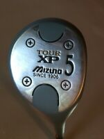 MIZUNO TOUR XP 5 WOOD STEEL SHAFT RH GOLF CLUB-FREE SHIPPING
