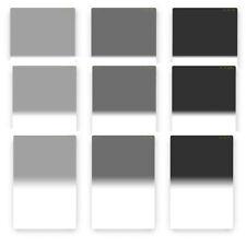 Lee Filters 100mm Mix & Match Set of 3 ND Grad Soft, Medium, Hard or Very Hard