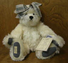 Artist Bear MABEL, LE 23/300 Dean Rag Book Company NEW from Retail Store