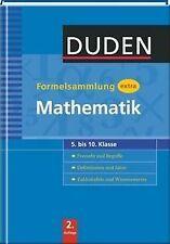 Duden Formelsammlung extra. Mathematik: Formeln und Begr...   Buch   Zustand gut