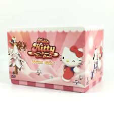 Hello Kitty & et ses amis - Coffret 5 DVD - Joyeux Noël !