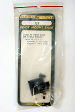 Weaver Winchester 70 Pivot Scope Mount #139