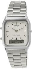 Casio Collection – Unisex Analogue/Digital Watch with Stainless Steel...