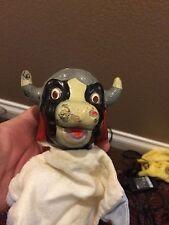 Vintage 1938 Walt Disney Ent. Ferdinand the Bull Puppet Crown Toy Company *Rare*