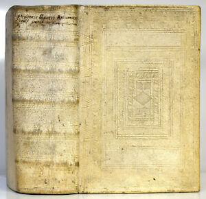 Hugo Grotius: Hugonis Grotii Annotationes In Libros Evangeliorum. (1650).