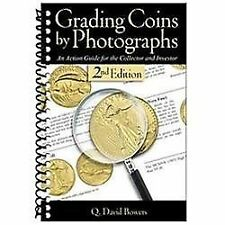 Grading Coins by Photographs Book~History and Importance~Techniques~Buying~NEW