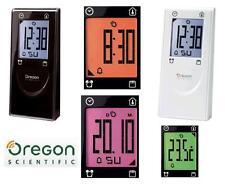 OREGON RM968 SENSORE MOVIMENTO OROLOGIO TERMOMETRO SVEGLIA CALENDARIO LCD 4 Col.