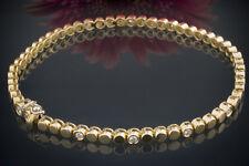 Schmuck Brillantarmband Armband mit Brillanten in 750er Gelbgold 18 Karat Gold