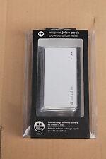 Mophie Juice Pack Powerstation mini weiß externer Akku 2500 mAh Batterie