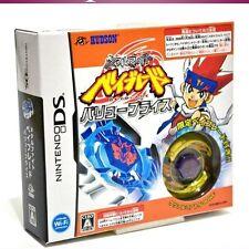 NEW Takara Tomy Beyblade GOLD Quetzalcoatl 90WF + NDS Nintendo Game Limited!