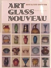 Ray & Lee Grover Art Glass Nouveau Book