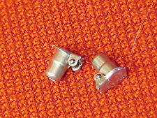 """Generator Starter Oil Cups Metal 1/4"""" Hole Fits Delco Remy"""