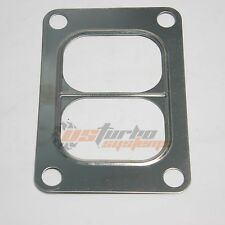 Turbo T3 Flange Stainless Steel Metal Gasket Twinscroll Divided Inlet