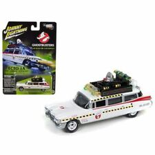 GHOSTBUSTERS Ecto 1A Cadillac 1959 ***Johnny Lightning Auto World 1:64 OVP
