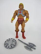 MOTU MOTUC CLASSICS MASTERS OF THE UNIVERSE VS DC HE-MAN ACTION FIGURE LOOSE