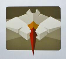 "MARKO SPALATIN SERIGRAPH ""NAUTICA IX"" 1982 HAND SIGNED MARCO US Artist"